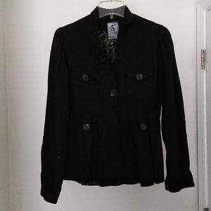 Forever21 Black lightweight jacket